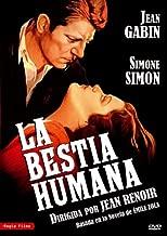 La Bête Humaine La bestia humana Audio: Francais, Spanish - Regions 2