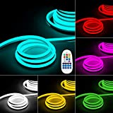 100 led rope lights