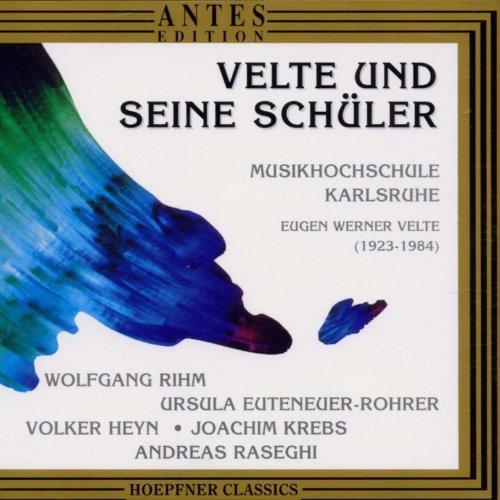 Vision für Solovioline, Klavier, Streicher und Bläser