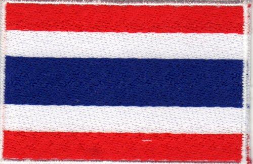 Parche plancha applikation Iron on patches Bandera