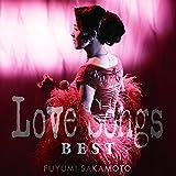 【Amazon.co.jp限定】LOVE SONGS BEST【特典:坂本冬美 コースター(Amazon ver.:LOVE SONGS BEST ジャケットデザイン)付】