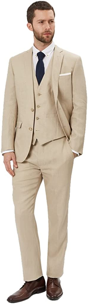 Kelaixiang 3pcs Formal Tuxedos Shipping included Wedding Popular popular Mens Light Suit for Champ