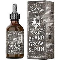 Dovich Beard Growth Serum With Botanical Mustache Enhance Oil