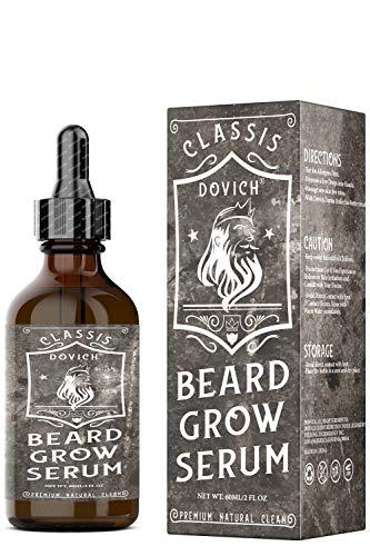 (40% OFF) Natural Beard Growth Serum $9.59 – Coupon Code