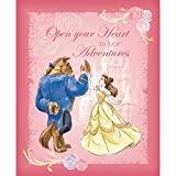 Disney Beauty and The Beast Belle Fabric Sold by The Panel