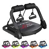 XN8 AB Crunch Trainer Appareil d'entraînement Machine de Musculation Abdominale Compacte Machine de Gymnastique...