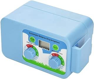 Timer - Rain Sensor Lcd Display Automatic Watering Timer Electronic Garden Solenoid Valve Irrigation - Timers Water Garden Garden Water Timers Timer Irrigation Valve Head Rain Shower Sprin