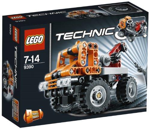 Lego Technic 9390 Mini-Abschlepptruck