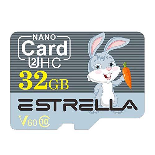 Kamenda Tarjeta de memoria U1 TF tarjeta para teléfono tableta cámara de acción deportes cam Dash Cam 32GB