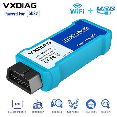 VXDIAG VCX Nano GDS2 and Tech2Win Diagnostic Programming System for GM/Opel WiFi Version