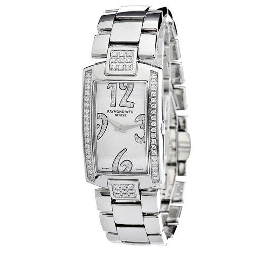 Raymond Weil Shine Damen-Armbanduhr 1800-ST2-05383