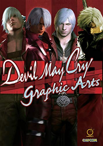 Devil May Cry 3142 Graphic Arts ...