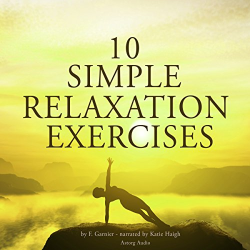 Ten simple relaxation exercises cover art