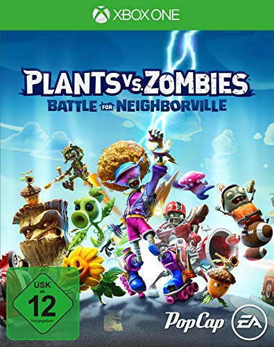 2K Games Plants Vs Zombies: Battle for Neighborville - Xbox One/Nintendo Wii