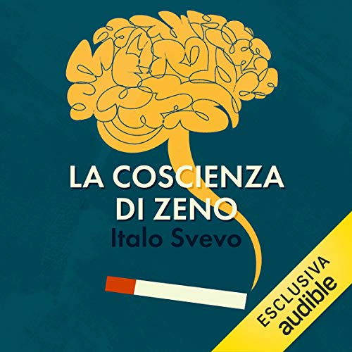 La coscienza di Zeno audiobook cover art