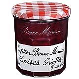 BONNE MAMAN - Confiture De Cerise Griotte 370G - Lot De 4 - Vendu Par Lot