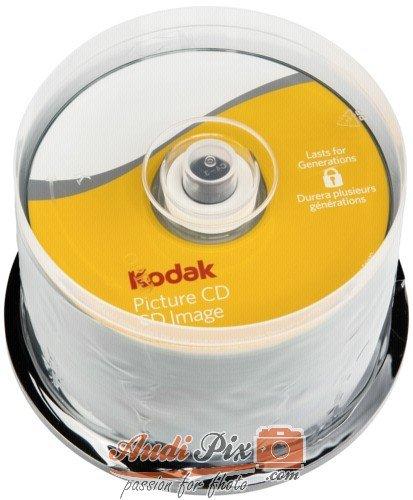 1 x 50 Kodak Picture CD Global