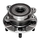 TUCAREST 513257 Front Wheel Bearing and Hub Assembly Compatible With Lexus HS250h Scion iM tC xB Toyota Corolla iM Prius V RAV4 (2.4L L4 and 2.5L L4)[5-Stud Hub]