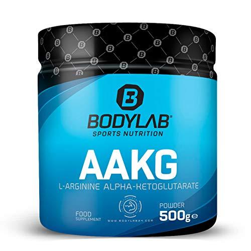 Bodylab24 AAKG 500g Pulver | Pre-Workout | L-Arginin Alpha-Ketoglutarat im Verhältnis 2:1