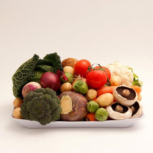 Surtido de verduras y hortalizas de temporada - 7 kg
