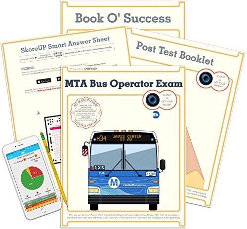 Mta Bus Operator Practice Test New York Exam