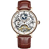 Diollo Tourbillon Mechanical Movement Watches Men Luxury Brand Automatic Luxury Watch