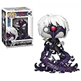 Qwead Pop Anime Tokyo Ghoul Half Hertz 465Jinmuyan Doll Vinyl Action Figure, PVC Model Collection Fo...
