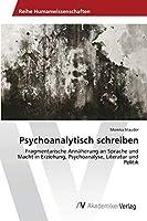 Psychoanalytisch schreiben