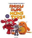Amigurumi Monsters 2: Revealing 15 More Scarily Cute Yarn Monsters - Meteoor Books and Designers