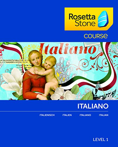 Rosetta Stone Italien Niveau 1 pour Mac