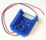 K24 Battery Mount for Kobalt 24Vmax w/14AWG Wired...