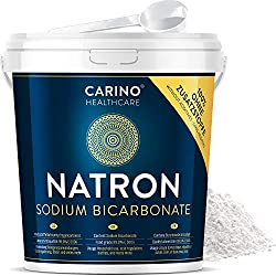 Food-grade soda powder 4.5kg in a food-certified bucket with tamper-evident closure