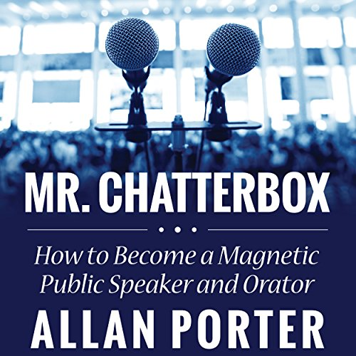 Mr. Chatterbox audiobook cover art