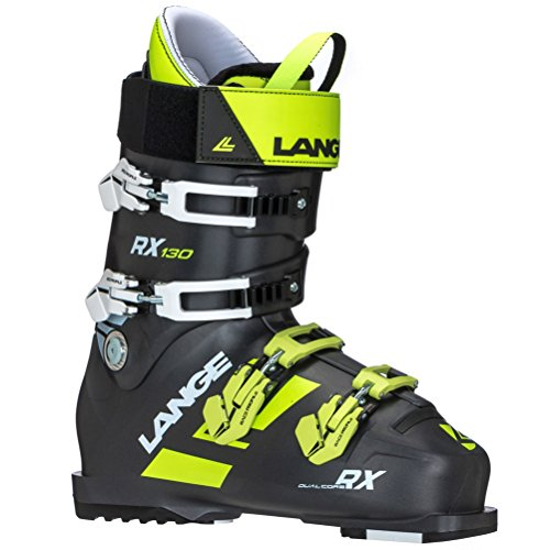 Lange - Chaussures De Ski RX 130 Homme - Homme - Taille 38 - Noir