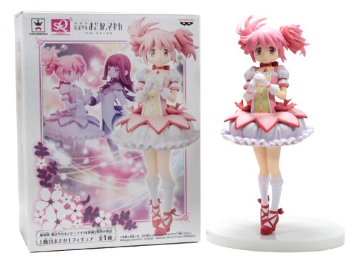 Puella Magi Madoka Magica the Movie: The Rebellion Story: Madoka Kaname Figure : Banpresto