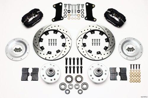 Best Review Of Wilwood 140-7675-D Front Brake Kit 67-72 for Camaro/Nova