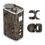 Eleaf iStick 10W Mini Vape E-Cig Mod Box Vinyl DECAL STICKER Skin Wrap / Oak Ambush Camo