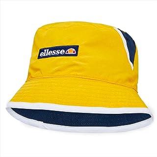 ellesse Nandal Yellow/Navy Reversible Bucket Hat