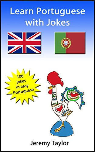 Learn Portuguese With Jokes (English Edition)