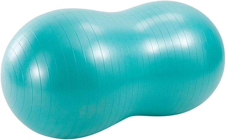 Yoga Peanut Ball New Fitness Rehabilitation Physical Therapy Ball