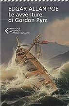 Le avventure di Gordon Pym (Italian Edition)