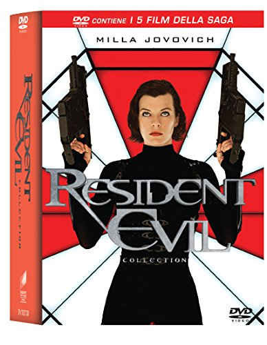 Resident Evil Collection (Box 5 Dvd)
