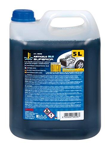 Lampa 38098 Antigelo Concentrato (-36°), Blu, Flacone 5000 ml