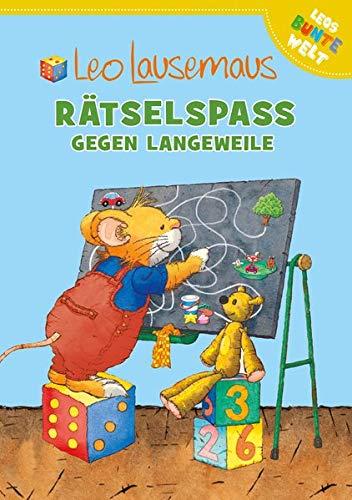 Leo Lausemaus - Rätselspaß gegen Langeweile (Leos bunte Welt)