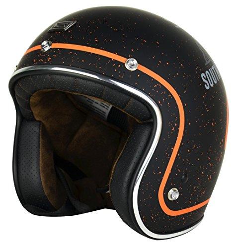 Origine Helmets Origine Primo West Coast, Casco Negro, Talla L