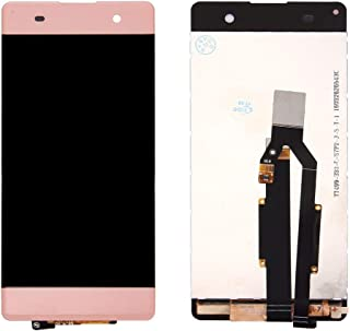 Repair & Spare Parts LCD Screen and Digitizer Full Assembly for Sony Xperia XA (Color : Rose Gold)