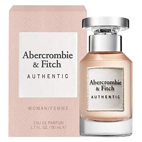 PERFUME ABERCROMBIE E FITCH AUTHENTIC WOMAN 50ML PARFUM