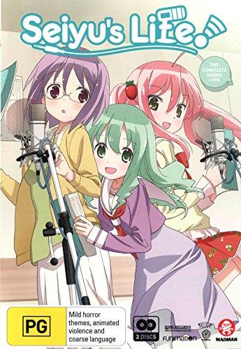 Seiyu's Life (Import版) / それが声優! コンプリート DVD-BOX (全13話+OVA,340分) アニメ それがせいゆう [DVD] [Import] [PAL, 再生環境をご確認ください]