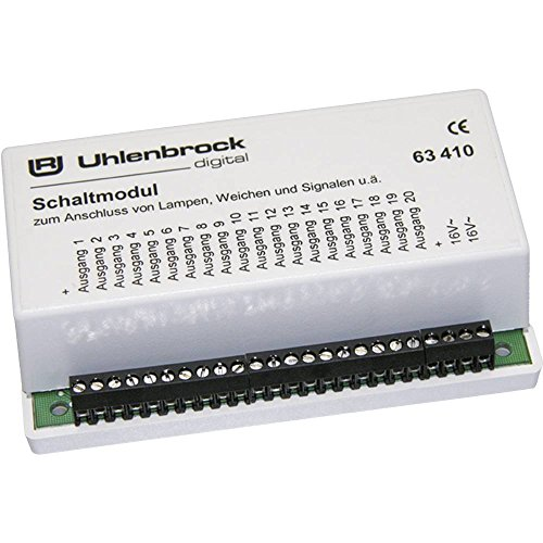 Module de Commutation Uhlenbrock 63410