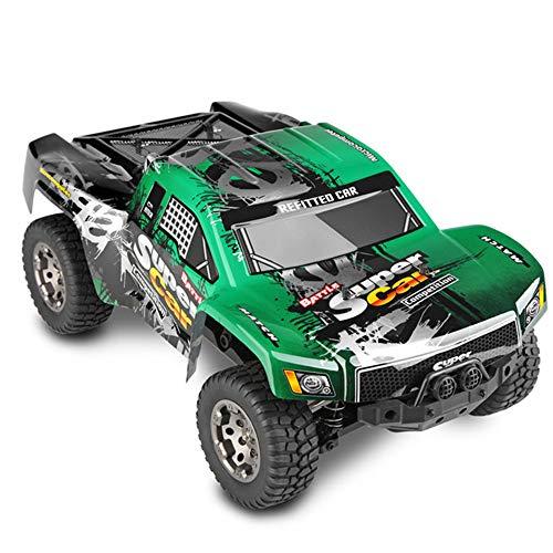MaanZys RC Coches 1/12 de la Escala 2.4G 4WD eléctrico a Prueba...